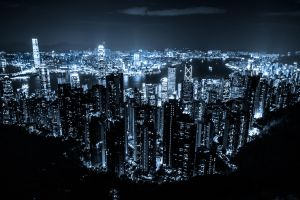 Electric City by TimGrey