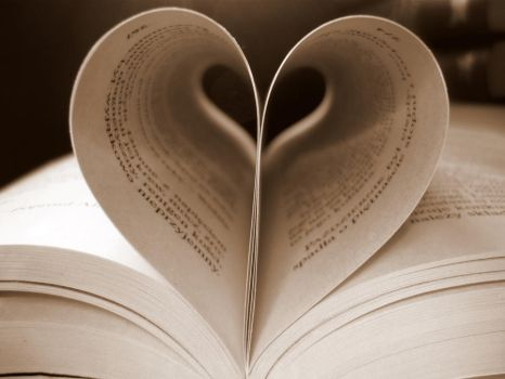love is in the...book. by kamm96