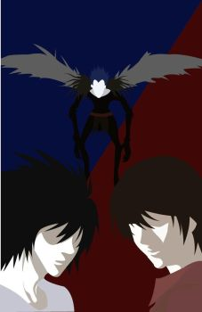 DEATH NOTE by franciscoo03