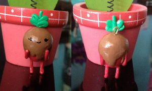 Adventure Time - Chocoberry Charm by lPandaBearl