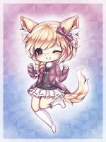 AT with Joruri-chan by Midna01