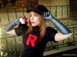 Team Rocket - Pokemon by Neferet-Cosplay