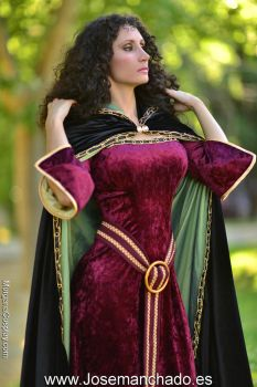 Mother Gothel Cosplay by MorganaCosplay