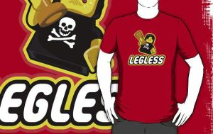 LEGLESS by R-evolution-GFX