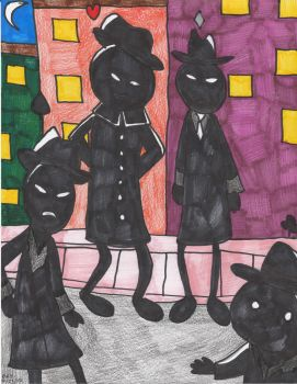 The Midnight Crew by Millie-the-Cat7