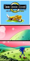 100 Rings Zone - Funnies 002 - 'Rivals' by ElsonWong