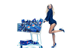 Beyonce-Pepsi PNG by AvrilJessie