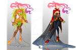 (CLOSED) - ADOPT AUCTION - 4-5Outfit by NiaTayn