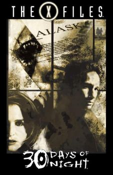 X-Files - 30 Days of Night 1 by Sorrentino82
