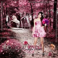 +She will be loved by OurLoveWillBeLegend