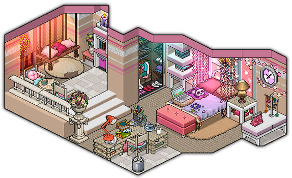 Habbo Rooms To Make