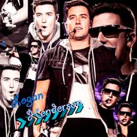 Logan Henderson Blend by CookieMonsterEdits