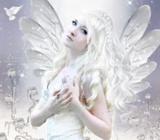 White angel by annemaria48