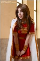 Mary Marvel - DC Comic by Neferet-Cosplay