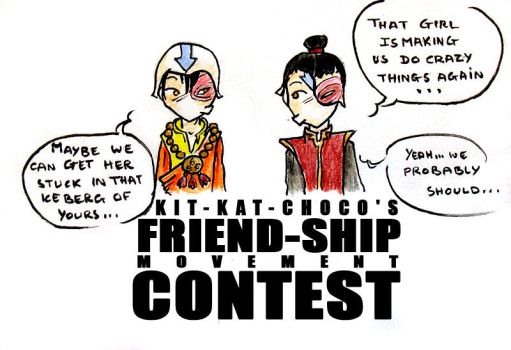 Atla - Friend-ship Contest by Kit-Kat-Choco