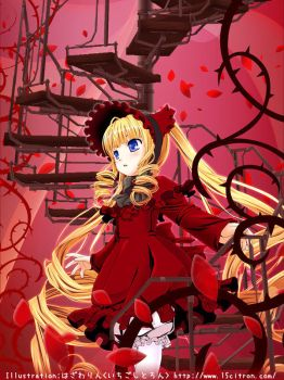 RozenMaiden Shinku by 15citron