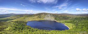 Lough Tay by LinsenSchuss