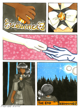 Stardust Senshi: Who Are You? (Page 4 of 4) by auraechan
