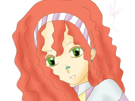 Curly Red by Marx2