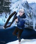 Rise of the guardians - Jack Frost cosplay by Firmily