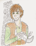 [HTTYD/RTTE] Its smoll Hiccup! by Faarao-Jeba