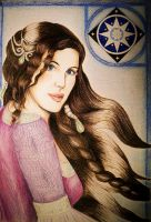 Lady of Middle Earth by annoulaki