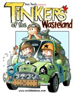 Tinkers of the Wasteland.Dr Slump style by raultrevino