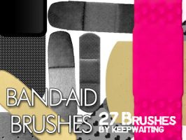Band-Aid Brushes PS.7+ by KeepWaiting