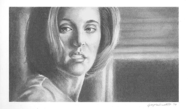 Dana Scully 5  Blended by jojokersina