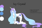 Icy Crystal Reference by xKittyblue