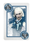 1st Doctor Who King of Spades by TMC-INK