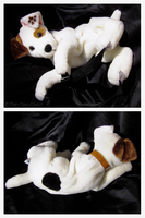 Wishbone Plush Backpack by The-Toy-Chest
