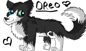 Oreo by MiddyLPS