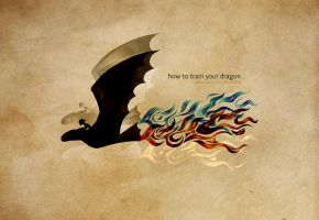 Fireflight :: HTTYD T-Shirt Contest by inhonoredglory