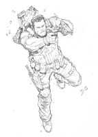The Punisher by Max-Dunbar
