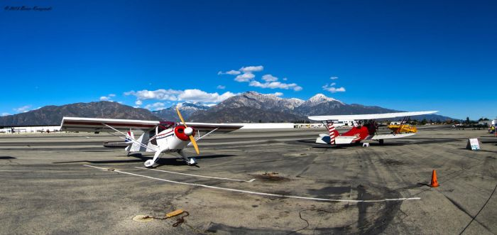 Cable Airport Panorama by LVI56