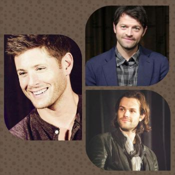J2 and Misha by holster262