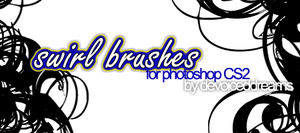 Swirl Brushes by nuclear-radiation