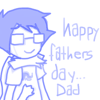HAPPY FATHERS DAY by Hammer--Time