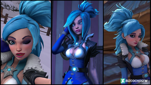 Evie Hair look by BizcochoSFM