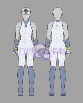 Custom Clothing Commission for dreamchaser21 (1/2) by xDreamyDesigns