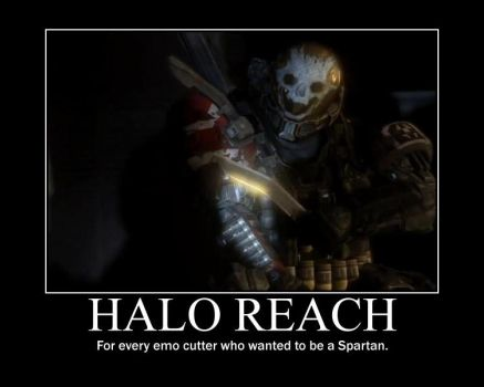 Halo Reach by Galactusworldeater