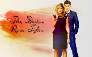 Rose and the Doctor by BloodyDeath11