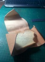 Lembas bread holder, open by PracticalApplication