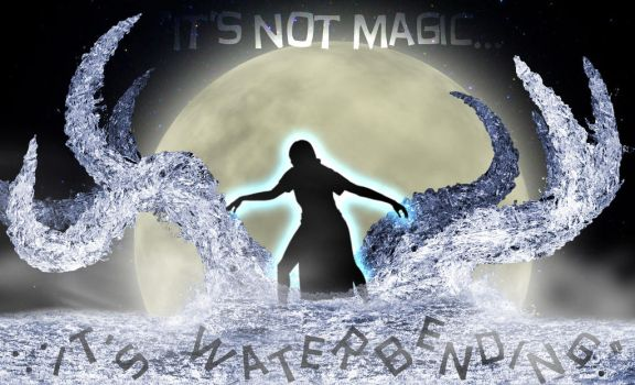 It's not magic :moon version: by ChaseYoungFangirl