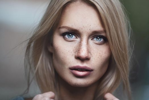 Freckle by PavelLepeshev
