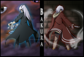 Yami Bakura + Thief Bakura by WhiteGamma