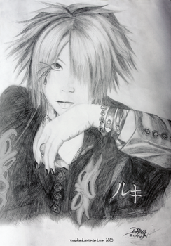 Ruki by roughhand