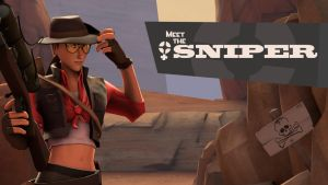 video team fortress 2 meet the sniper fr
