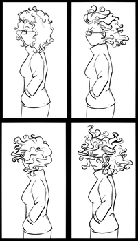 Wind and Hair Philosophy by Eriin84